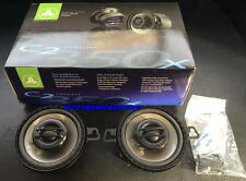 "JL AUDIO C2-350X 3.5"" 2 Way Car Speakers Silk Soft Dome tweeters C2350 Coaxial"
