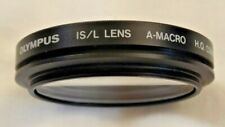 OLYMPUS IS/L LENS A-MACRO HQ CONVERTER F=40CM IS-1000 L-1 IS-2000 NEW IN BOX