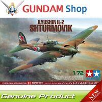 TAMIYA Ilyushin IL-2 Shturmovik 1/72 War Bird Collection No. 60781 JAPAN