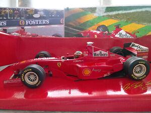 """1/18 Minichamps Ferrari F300 Michael Schumacher 1998 """"Marlboro"""" Sponsor"""