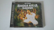 RAGGA KILLA SHOW - CUT KILLER - CD ALBUM COMPILATION