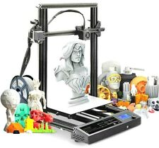 S8 Large 3D Printer Kit 310x310x400mm Printer Size and accessories Use Fillament
