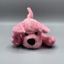 "Animal Adventure 9"" Pink Puppy Plush Stuffed Toy Animal Hearts 2018"