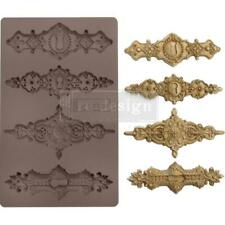 Prima Marketing Mould Mold TULUMN KEYHOLES Food Safe Clay Candy Chocolate Resin