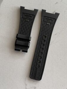NEVER WORN IWC Ingenieur Rubber Replacement Watch Strap Band Reference IWA29871