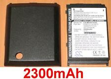 Case + Battery 2300mAh type 027332WUX E4MT211303B12 For Mitac Mio A702