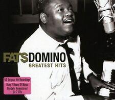 FATS DOMINO - GREATEST HITS 2 CD NEW!