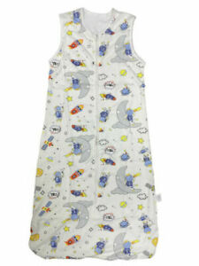 Nabance Winter Baby Sleeping Bag Kids 18-3 Months (L) Cotton Sleeping Sack Sleep