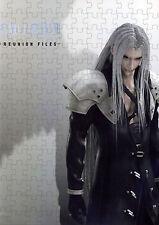 Final Fantasy 7 Advent Children Sephiroth A4 Puzzle  - 120 Pieces