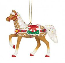 Trail of the Painted Ponies SWEET TREAT ROUNDUP Hanging Christmas Horse Ornament