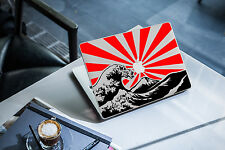 Decal for Macbook Pro Sticker Vinyl mac air 11 13 15 hokusai wave japan anime
