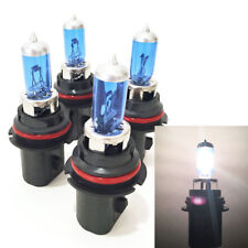 2Pcs 9007-HB5 White 100/80W Xenon Halogen 5000K Headlight #d1 High/Lo Beam Light