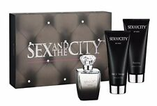 SEX In The City Night Gift Set per le donne (EAU DE PARFUM SPRAY, Lozione corpo, bagno