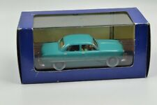 TLK 35141 TINTIN türkisfarbener Ford - Reiseziel Mond Modellauto Tim & Struppi