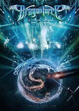 Dragonforce - In The Line Of Fire (NEW DVD)