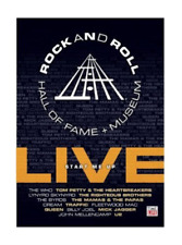 VARIOUS-ROCK AND ROLL HALL OF FAME LIVE:START  DVD NEW