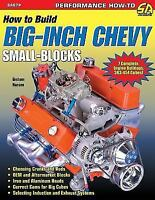 How to Build Big-Inch Chevy Small-Blocks (Paperback or Softback)