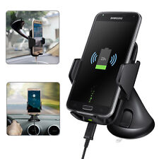 Qi Wireless Car Charger Charging Dock Pad Holder Mount for Samsung S6/S7 iPhone