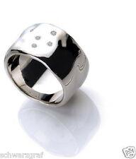 HOT DIAMONDS - RING - DAMENRING -SILBER 925 - Diamanten - Gr. 50/15,9  NEU - OVP