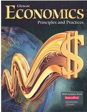 Economics Principles And Practices by Mcgraw-Hill / Glencoe