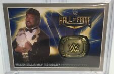 "1/1 25/25 | ""Million Dollar Man"" Ted Dibiase | Commemorative ring Topps WWE"