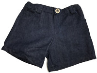 "Denim Shorts Teddy Bear Clothes - Fits Most 14""-18"" Build-a-Bear & More"