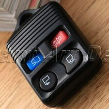 1pc 4 BTN Keyless Entry Remote Key Fob Case Clicker Transmitter Control for Ford