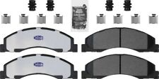 Disc Brake Pad Set-Metallic Disc Brake Pad Front Magneti Marelli 1AMV101328