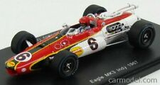 Spark-model s4257 scala 1/43 eagle mk3 n 6 indianapolis indy 500 season 1967