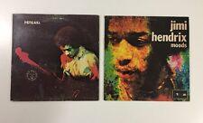 Lot Of (2) Jimi Hendrix Albums  Moods , Band Of Gypsys