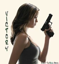 VICTORY  2nd Amendment Right to Bear Arms  Assult Rifle  Semi Auto Pistol Reload