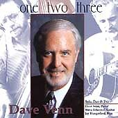 One Two Three by Dave Venn (CD, Apr-1998, Max Productions)