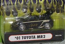 2003 MUSCLE MACHINES SSTuner '01 Toyota MR2 KONIG Col. #T03-36 2001