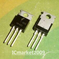 100 PCS TIP42C TO-220 TIP42 PNP Power Transistors NEW