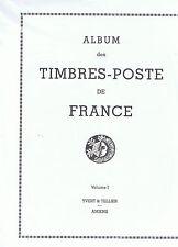 Jeu France Yvert et Tellier FS de 1849 à 1969 Ref 1298