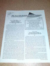 NY REVIEW OF SCI-FI - VIRGINIA WOLF - March 1997 # 103