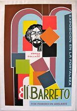 Vera Cortes Elli Barreto Exposicion En La Fortaleza Obras D Collage Puerto Rico