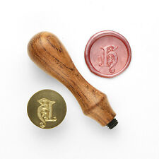 DesignOD Wax Seal Stamp - Fairy Tale Letters - H