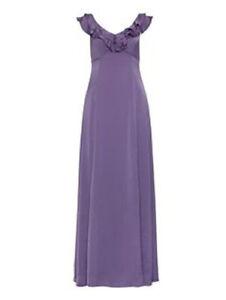 Review Mauve Romance Maxi Dress Size 10