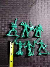 Mythic Fantasy Rare 1/32 Figure Lot Sorceress Witch Female