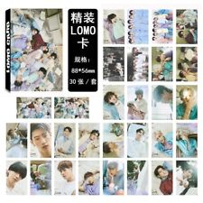 30Pcs/set KPOP GOT7 Album Present YOU PhotoCard Posters Lomo Card Bookmarks