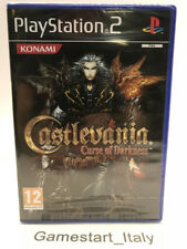 CASTLEVANIA CURSE OF DARKNESS - SONY PS2 PLAYSTATION 2 - NEW SEALED PAL VERSION