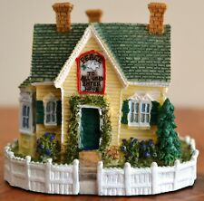 Liberty Falls Collection 1998 Reverend Muir's Cottage Mib 1998 w/ Coa