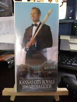 Kansas City Royals 1999 Media Guide New in Wrapper