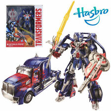 TRANSFORMERS AGE OF EXTINCTION LEADER OPTIMUS PRIME TRUCK CAR ACTION FIGURES TOY