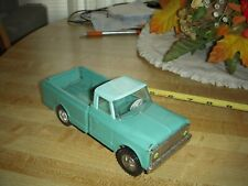 Ideal Vintage Chevy PU Truck Toy Truck Promo Toy Car Japan Pressed Steel Linemar