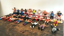 Vintage LOT OF 27 1980s WWF Wrestling ACTION FIGURE 80s TITAN SPORTS Toy LJN WWE