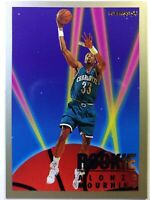 Rare: 1993 93-94 Fleer Rookie Sensations Alonzo Mourning Rookie RC #17, Insert