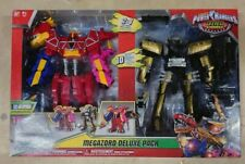 Power Rangers Dino Charge & Ptera Megazord Deluxe Pack Tri-Stego-Ptera 2015 NEW