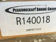 Crusader or Pleasurecraft Marine Damper Plate (R140018)